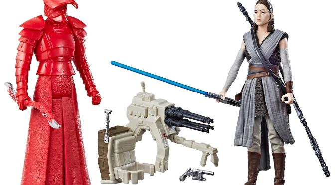 Star Wars: The Last Jedi 'Official' Hasbro Toy Images