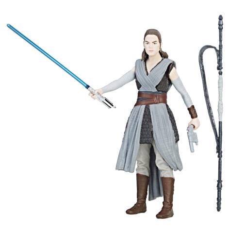 Hasbro Star Wars The Last Jedi Toys Exclusive _ Rey