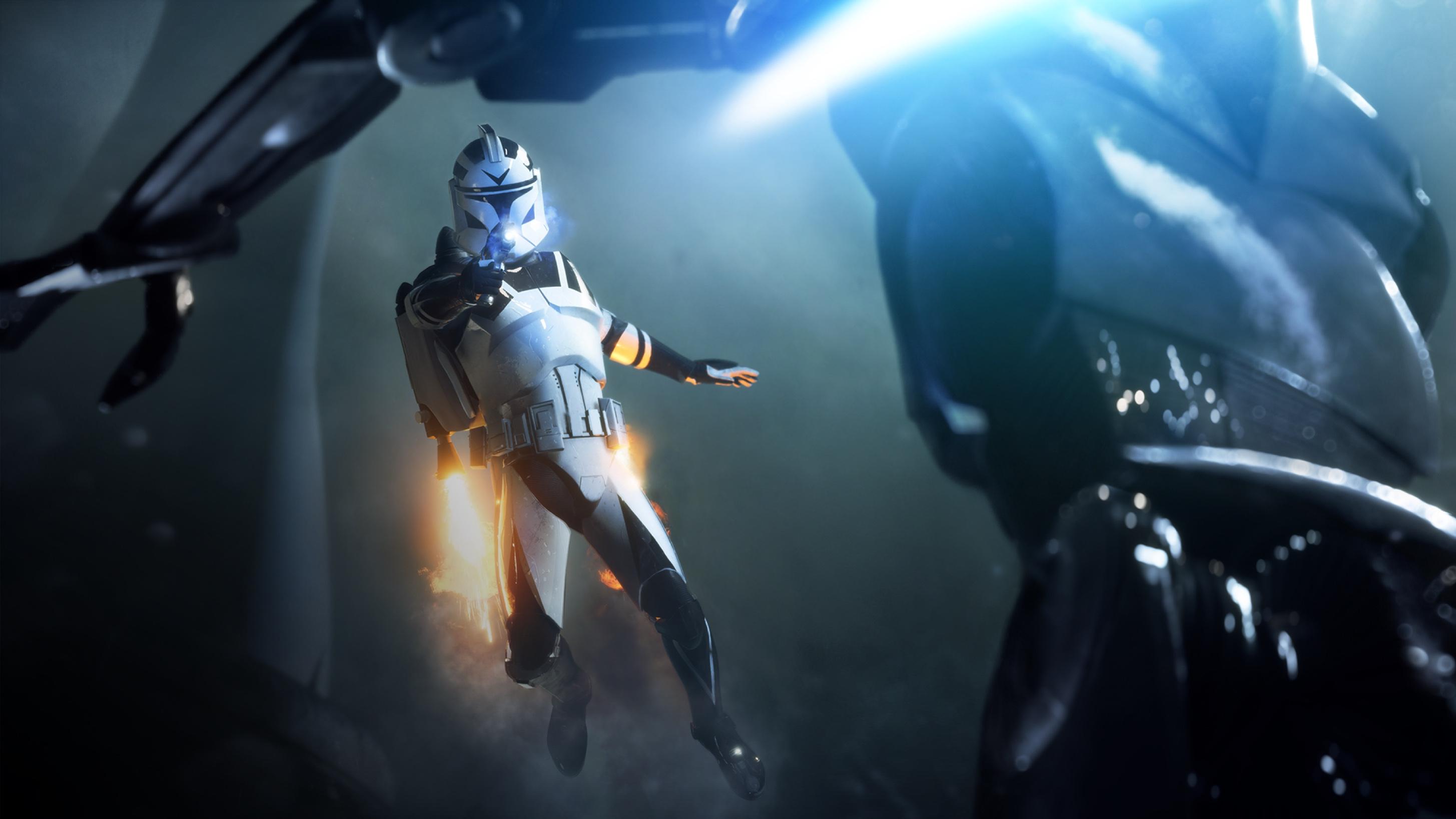 Star Wars Ea Battlefront 2 Wallpaper Hd Hi Res 12 Geek Carl
