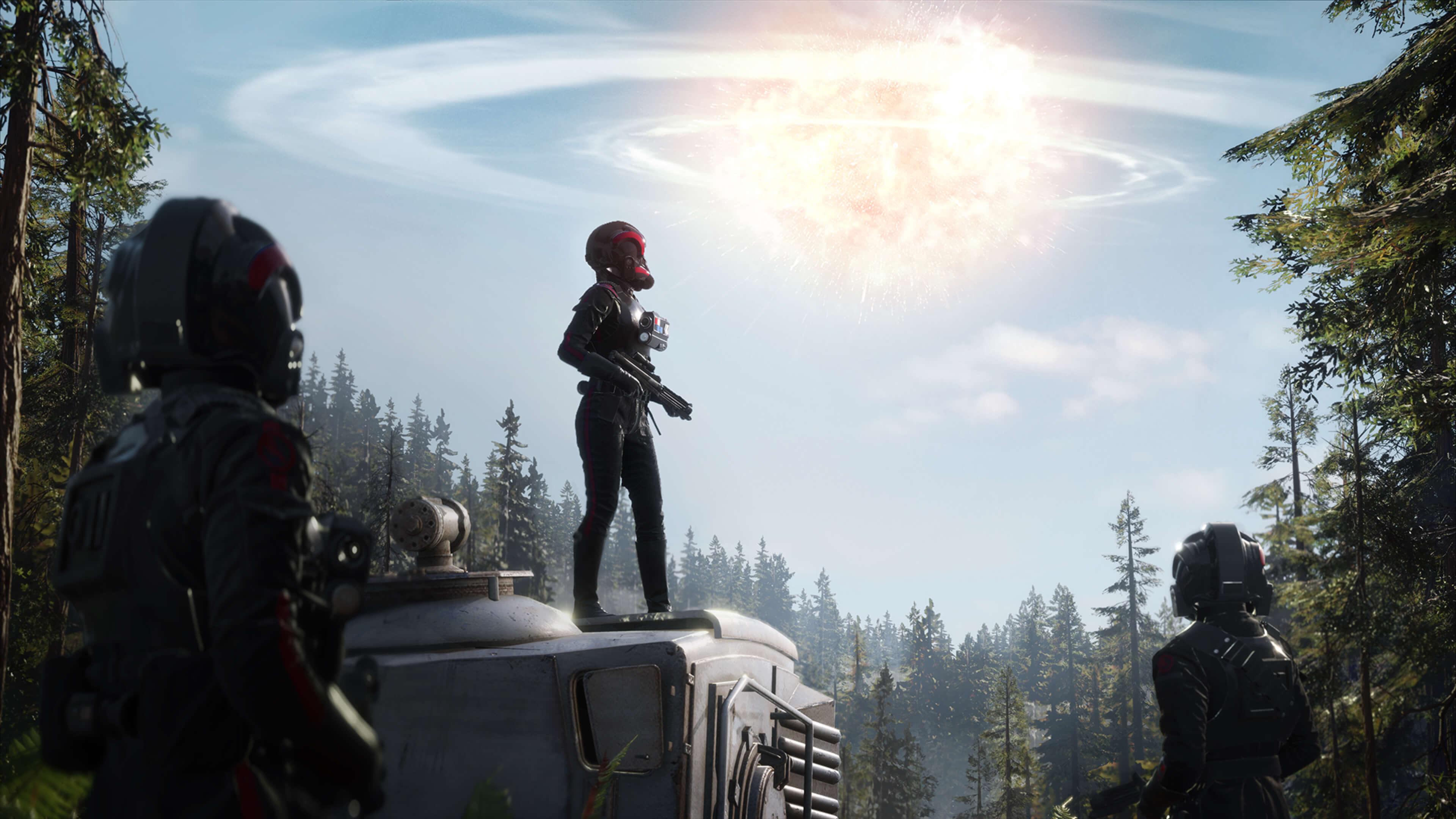 Star Wars Battlefront 2 Background: Star Wars EA Battlefront 2 Wallpaper HD Hi Res 15