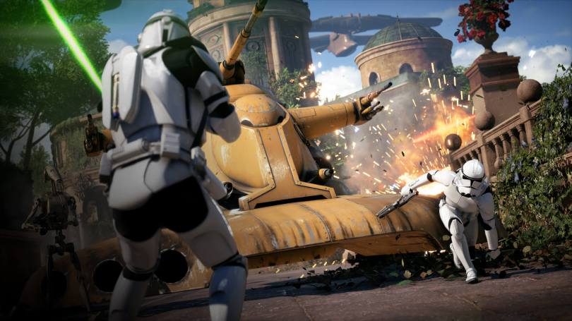 Star Wars Ea Battlefront 2 Wallpaper Hd Hi Res 33 Geek Carl