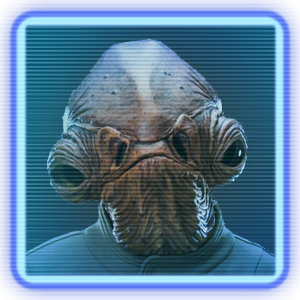 Star Wars - The Last Jedi - Find the Force - Character Profiles - Admiral Ackbar