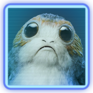 Star Wars - The Last Jedi - Find the Force - Character Profiles - Porg