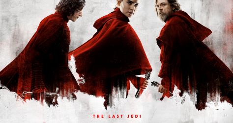Star Wars The Last Jedi Red Character Posters uncropped and without text