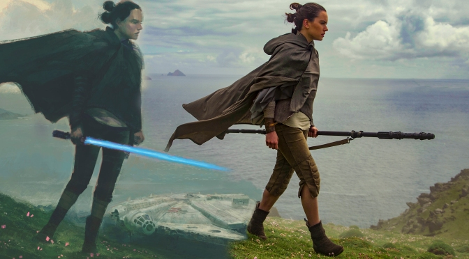 Art of the Last Jedi Header