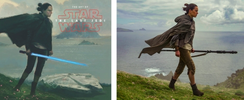 Art of the Last Jedi