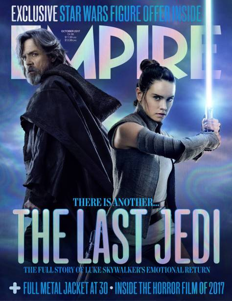 Empire Magazine The Last Jedi Newsstand Cover Large HD Hi-Res
