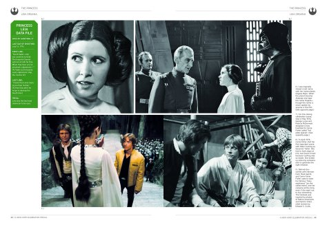 Star Wars A New Hope - The Official Celebration Special Sample Page 3