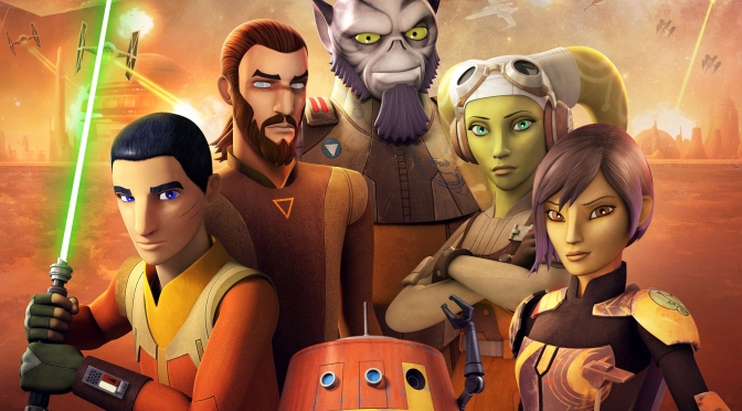 Star Wars Rebels Season 4 Poster Revealed
