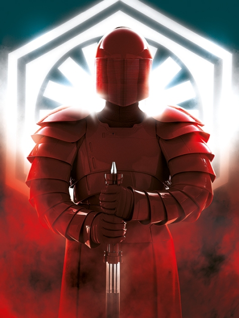Star Wars The Last Jedi Art of the First Order -3