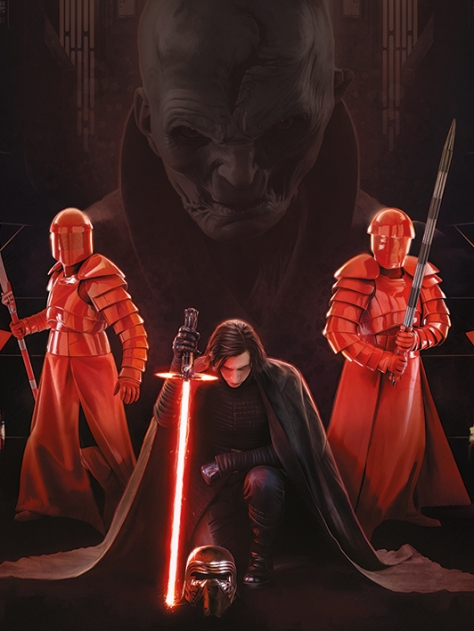 Star Wars The Last Jedi Art of the First Order -7