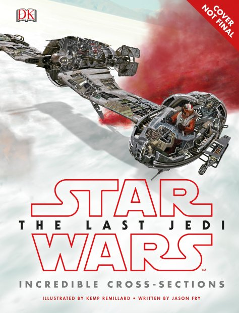 Star Wars- The Last Jedi- Cross-Sections First Cover