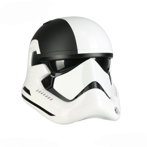 Star Wars The Last Jedi Stormtrooper Executioner Helmet from Anovos - 1