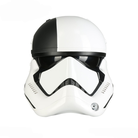Star Wars The Last Jedi Stormtrooper Executioner Helmet from Anovos - 2