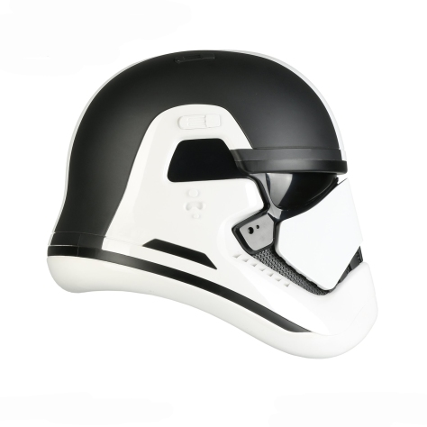 Star Wars The Last Jedi Stormtrooper Executioner Helmet from Anovos - 3