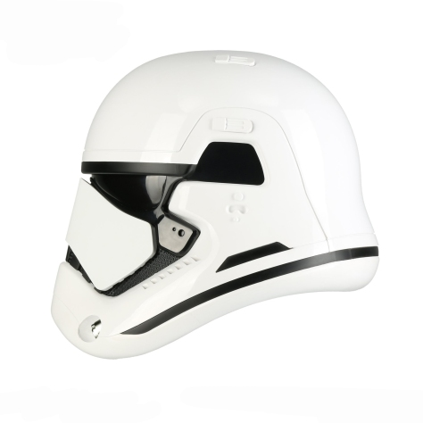 Star Wars The Last Jedi Stormtrooper Executioner Helmet from Anovos - 4