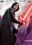 Star Wars The Last Jedi Topps Cards Complete Set