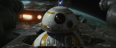 Star Wars: The Last Jedi..BB-8..Photo: Lucasfilm Ltd. ..© 2017 Lucasfilm Ltd. All Rights Reserved.