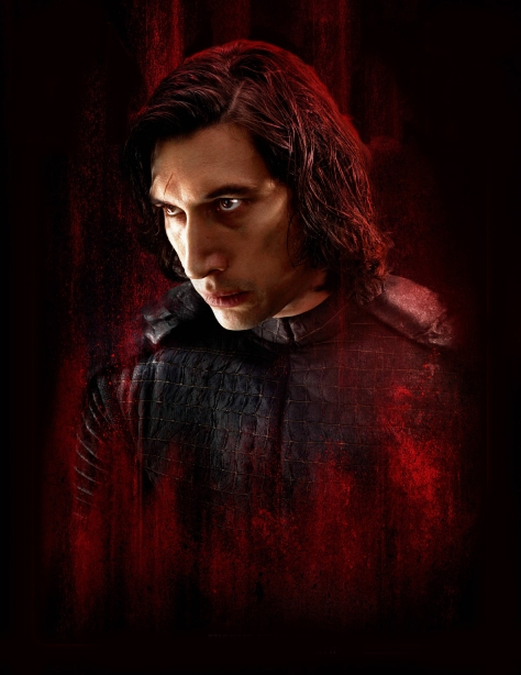Empire Magazine Star Wars The Last Jedi Dark Side Kylo Ren Clean Cover
