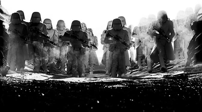 Hunting The Last Jedi