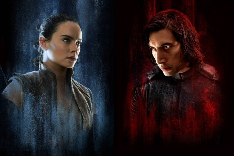 Rey and Kylo Empire Covers Clean