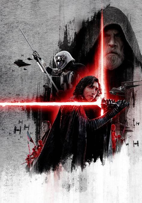 Star Wars The Last Jedi Film Dark Side Poster Banners IMAX Hi_Res Ultra HD Large (1)