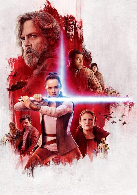 Star Wars The Last Jedi Film Light Side Poster Banners IMAX Hi_Res Ultra HD Large (4)