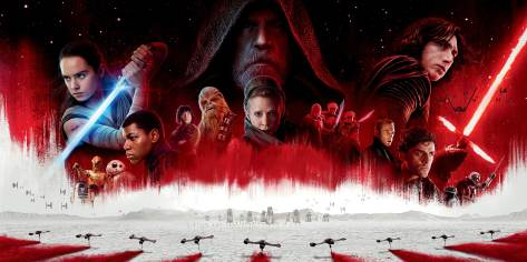 Star Wars The Last Jedi Film Posters Banners IMAX Hi_Res Ultra HD Large (3)
