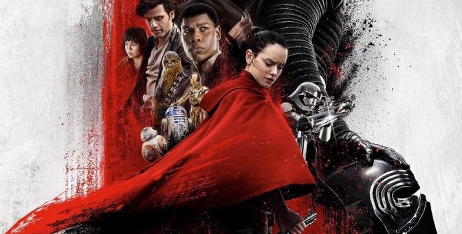 The Last Jedi IMAX Poster