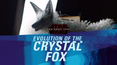 Vulptex - The Crystal Fox - Star Wars - The Last Jedi