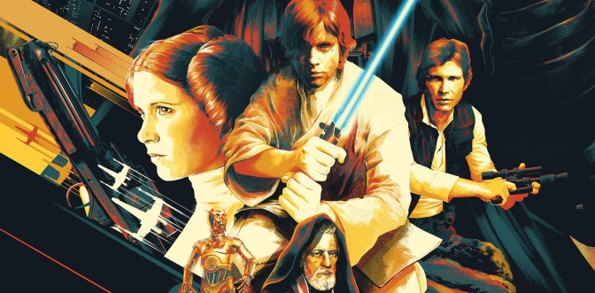 "Matt Taylor ""Star Wars: A New Hope"""