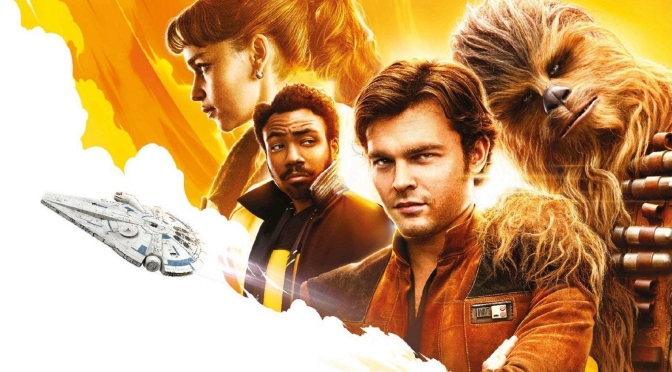 Solo: A Star Wars Story – New Promo Art