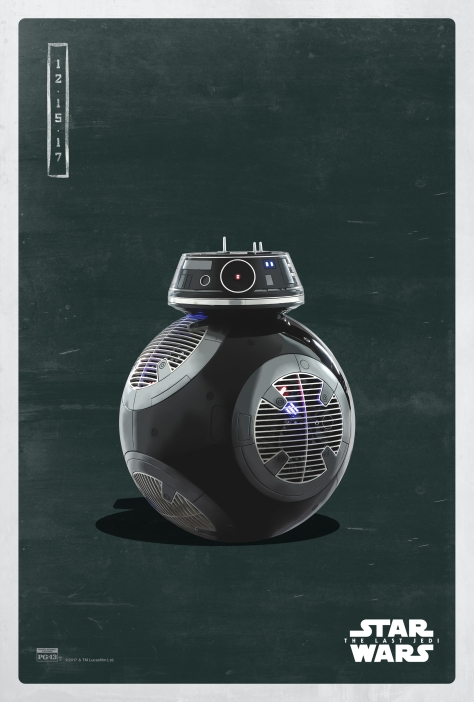 Star Wars The Last Jedi The Dark Side Pop Icon Art Print Posters BB9E