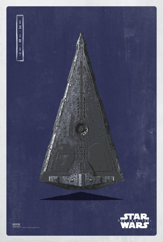 Star Wars The Last Jedi The Dark Side Pop Icon Art Print Posters First Order Dreadnaught