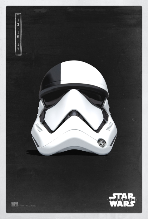 Star Wars The Last Jedi The Dark Side Pop Icon Art Print Posters Stormtrooper Executioner