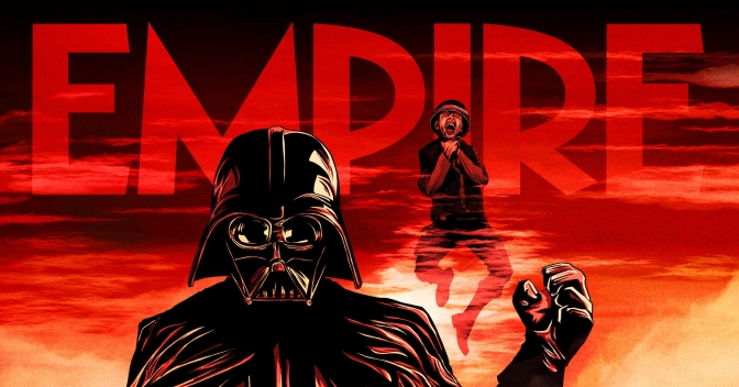 Empire's Darth Vader Subscriber Cover Revealed