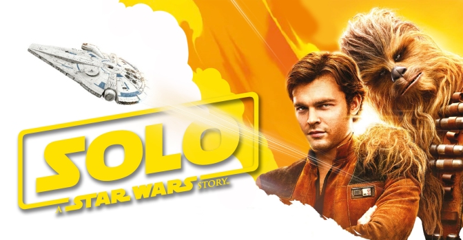 Solo- A Star Wars Story Lucasfilm and Disney Publications Revealed