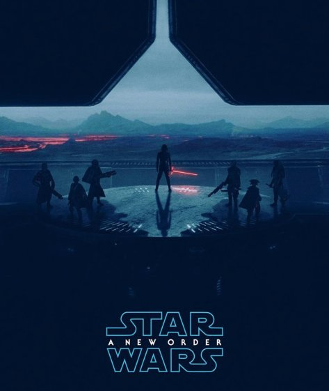 Star Wars Episode IX Poster Fan Art