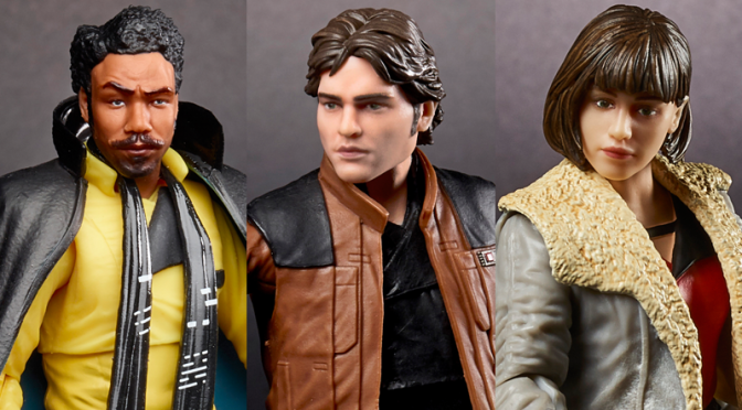 Solo: A Star Wars Story Action Figures
