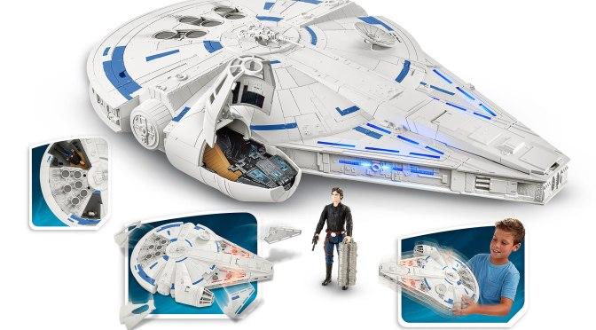 SOLO : A Star Wars Story Hasbro New Toys Ultra Hi Resolution