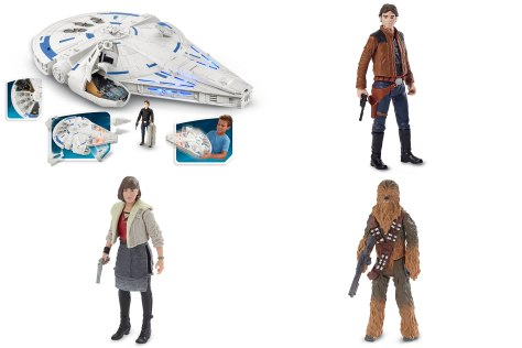 SOLO : A Star Wars Story Hasbro New Toys Ultra Hi Resolution