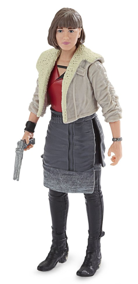SOLO - A Star Wars Story Hasbro New Toys Ultra Hi Resolution - Qi'Ra