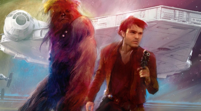 SOLO - A Star Wars Story New Comics and Book Covers Ultra Hi Resolution