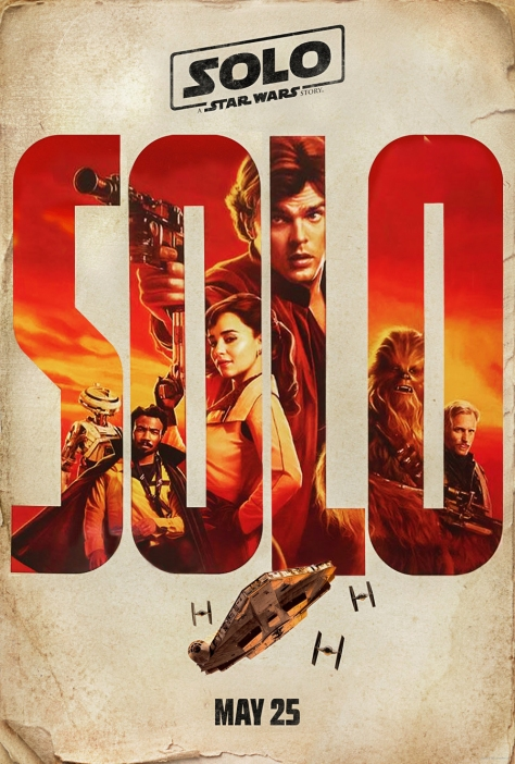Solo A Star Wars Story New Theatrical Teaser Poster