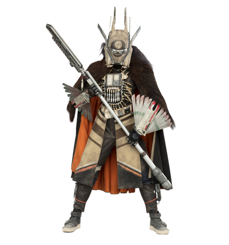 Enfys Nest Solo A Star Wars Story Cut Out Characters with Transparent Background PNG