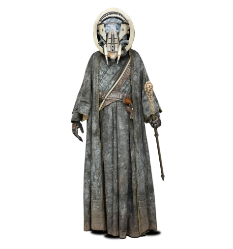 Moloch Solo A Star Wars Story Cut Out Characters with Transparent Background PNG