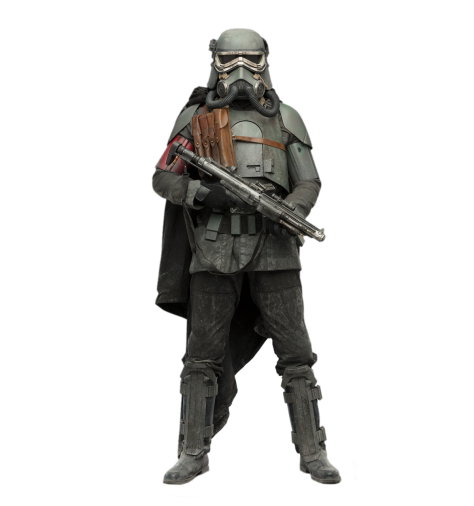 MudTrooper Solo A Star Wars Story Cut Out Characters with Transparent Background PNG