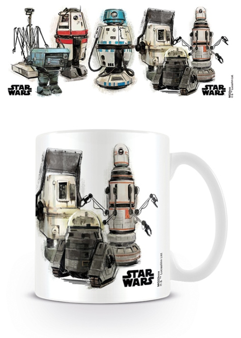 New Cup Merchandise for SOLO _ A Star Wars Story _ 1