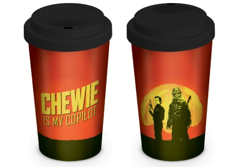 New Cup Merchandise for SOLO _ A Star Wars Story _ 5