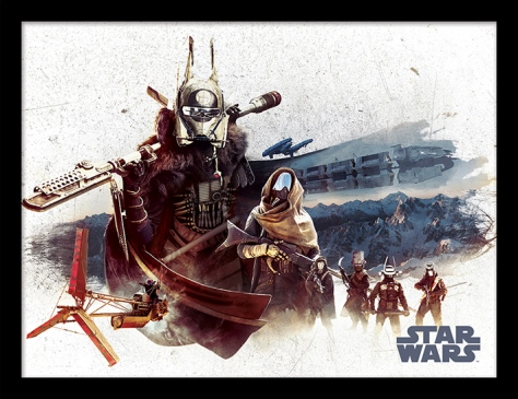 New Enfys Nest and Cloud Rider Gang Poster for SOLO _ A Star Wars Story